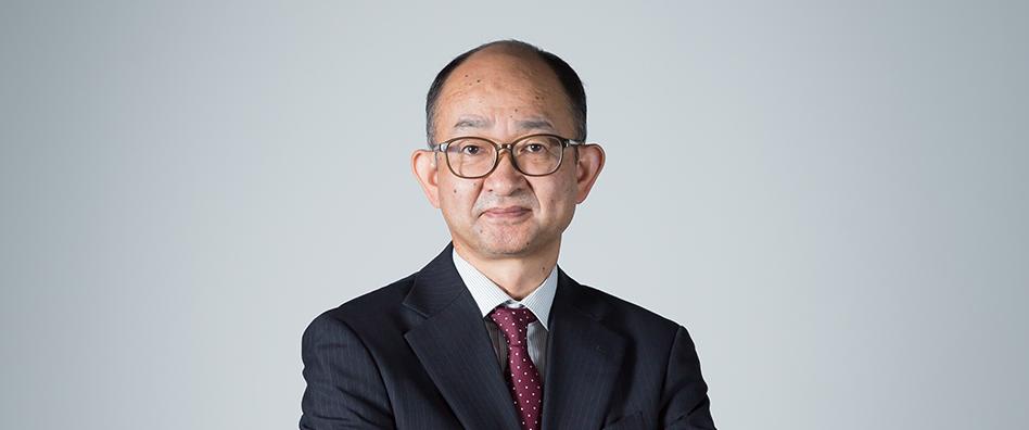Executive Officer CCTO / Global Operations Yoshikatsu Shirai