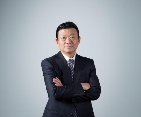 Masahiro Morimoto, President and CEO of FRONTEO Inc.