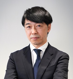 Executive Officer / General Manager of Business Solutions Division Osamu Kikuchi